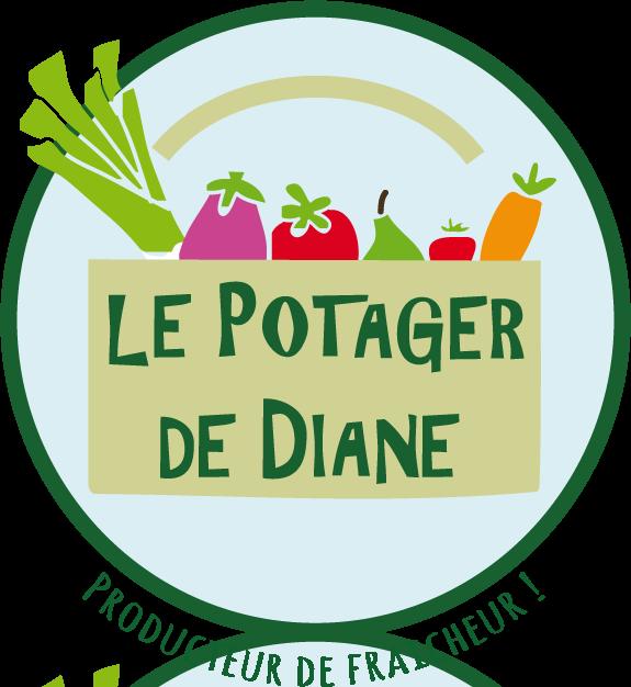 Logo du Potager de Diane